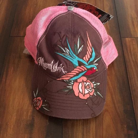 93ca3b783c8 Accessories - Women s Miami Ink Hat